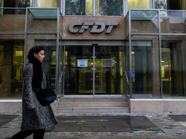 """Berger dénonce des agressions à la CFDT après une intrusion """"violente"""""""