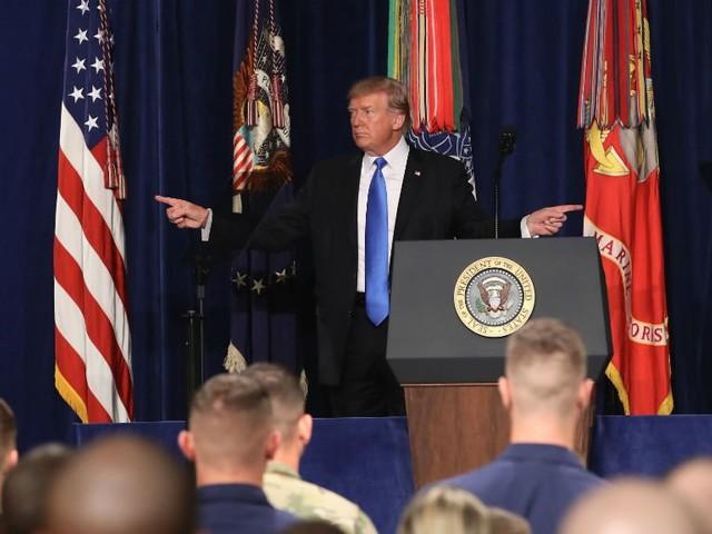 Guerre en Afghanistan : Trump réagit-il (uniquement) à l'instinct ?