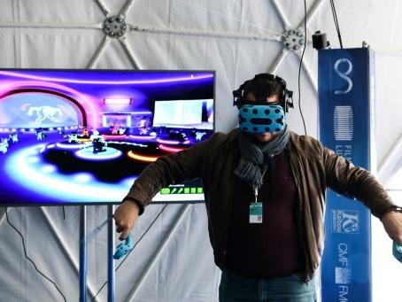 Réalité virtuelle, plateformes: à Annecy, l'animation se tourne vers l'avenir