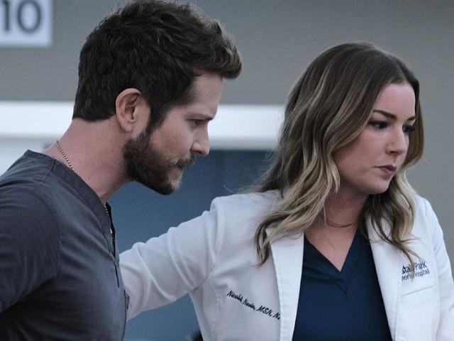 The Resident saison 4 : Episode 3, un médecin a un terrible accident de voiture dans la vidéo promo