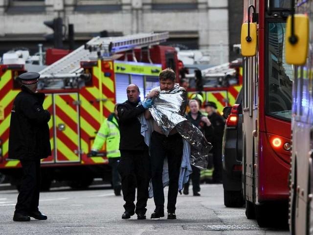 Attaque de Londres : l'assaillant était un ex-prisonnier déjà condamné pour terrorisme