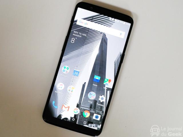 Prise en main : OnePlus 5T, la juste évolution