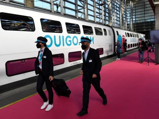 La SNCF se lance sur le marché espagnol, avec un Ouigo Madrid-Barcelone