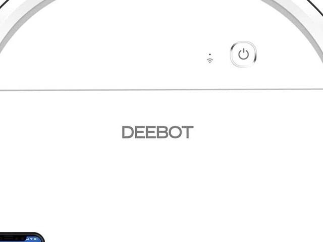 Aspirateur Robot ECOVACS DEEBOT OZMO905, Navigation Laser et lavage à 269€98