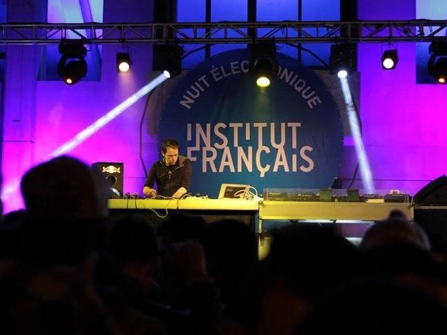 La Nuit électronique de l'Institut français du Maroc revient pour sa cinquième édition
