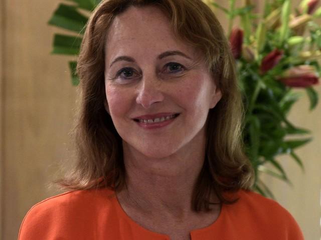 Ségolène Royal n'exclut pas d'être candidate à la présidentielle en 2022