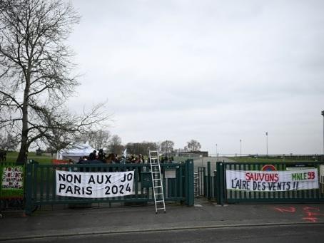 JO-2024: la justice suspend en référé les travaux du village des médias en Seine-Saint-Denis