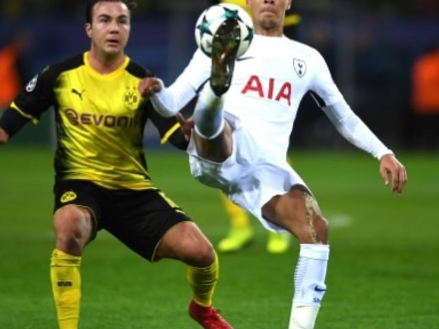 Ligue des champions: battu par Tottenham, Dortmund KO pour le compte