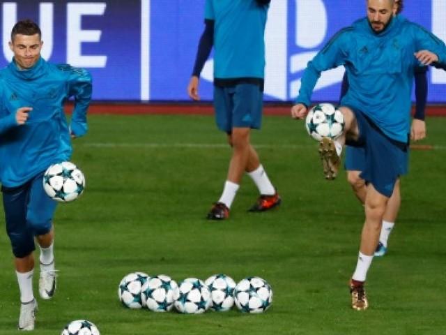 Ligue des champions: Real Madrid, à la recherche des buts perdus