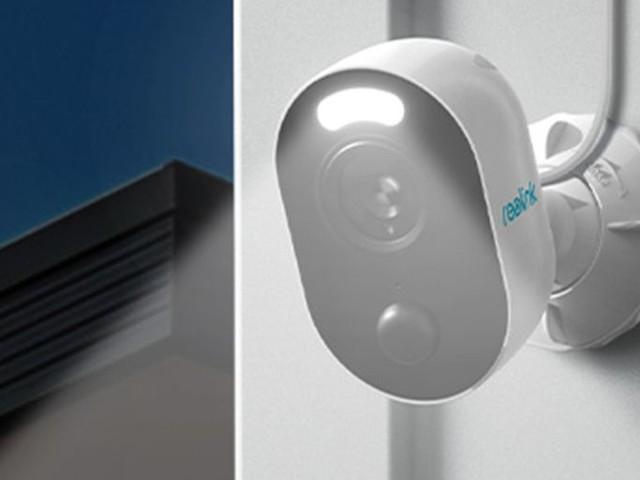 Actualité : Caméra de surveillance Reolink Lumus : que la lumière soit...