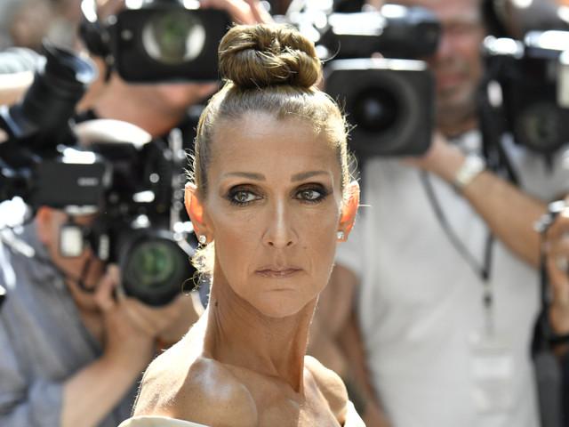 Céline Dion, plus haut que tous les sommets