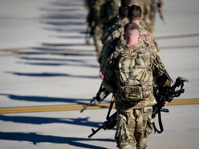 Cinquante soldats US soignés après les frappes iraniennes en Irak