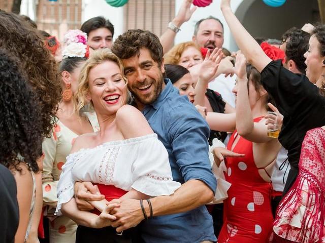 """""""Coup de foudre en Andalousie"""" sur TF1 : Agustin Galiana nous dit tout sur son premier grand rôle"""