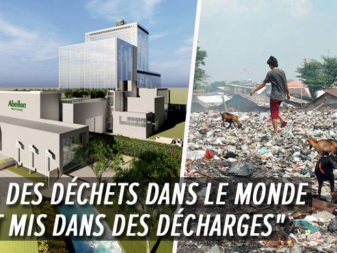Une entreprise belge va construire des usines de valorisation de déchets en Inde, évitant les catastrophes des décharges à ciel ouvert