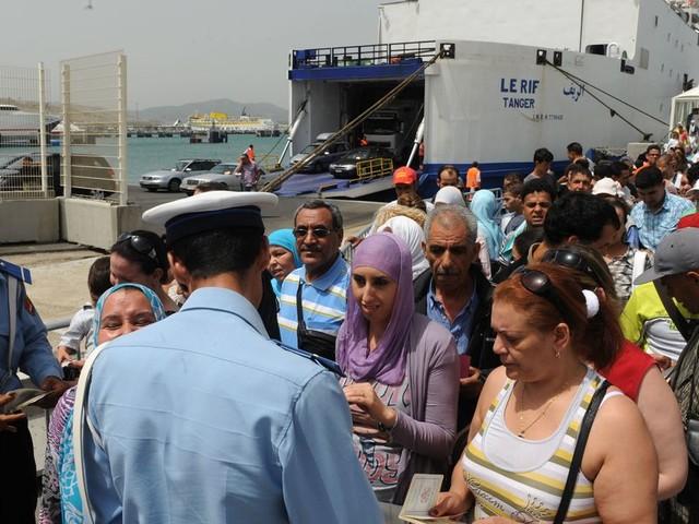 Opération Marhaba: Plus de deux millions de MRE arrivés au Maroc jusqu'au 4 août