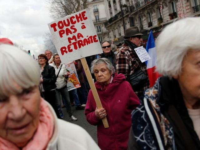 Lutter contre les inégalités femmes-hommes à la retraite, une ambition du projet de la réforme