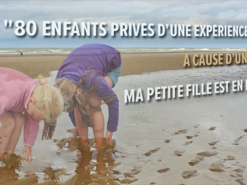 Tristesse à Liège pour des enfants de primaire: leurs classes de mer annulées à cause d'une règle méconnue