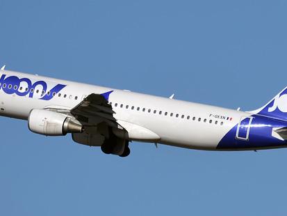 Air France va mettre fin à sa compagnie JOON