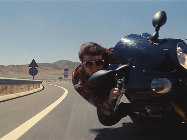 """""""Mission : Impossible - Rogue Nation"""" sur Netflix : Tom Cruise en avatar hitchcockien musclé"""