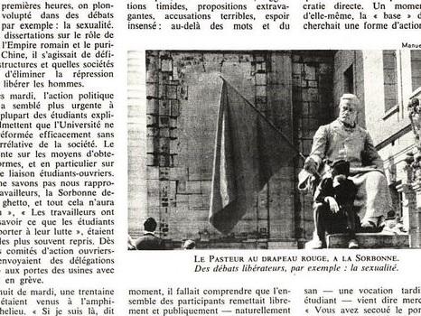 L'Express du 20 mai 1968 : la révolution permanente