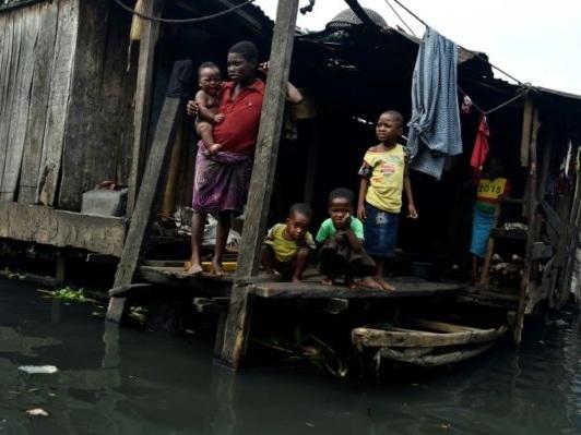 Grâce aux drones, le bidonville flottant de Makoko trouve sa place sur les cartes du Nigeria