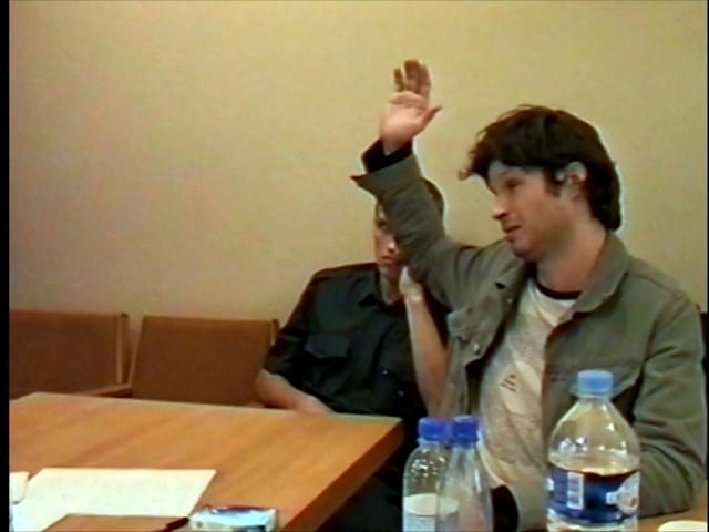 Enquête exclusive : les images terribles de Bertrand Cantat qui refait les gestes qui ont tué Marie Trintignant