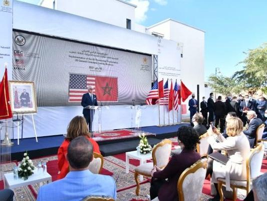 Maroc : Une délégation américaine de haut niveau visite les locaux du futur consulat général US à Dakhla