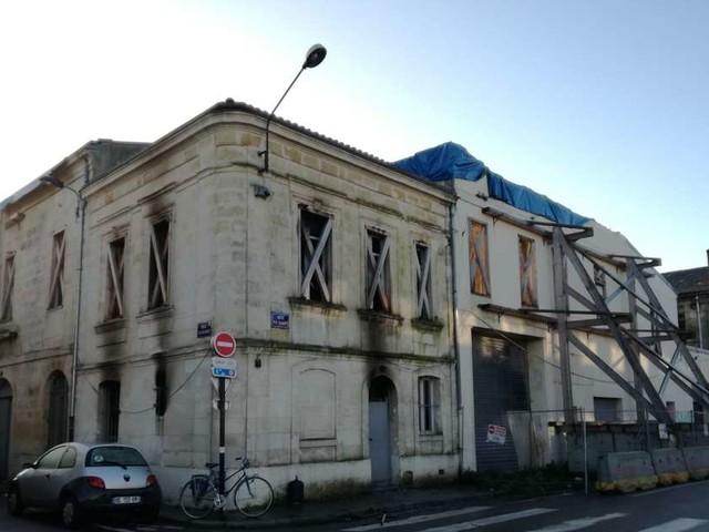 Bordeaux : un homme blessé dans l'incendie d'un immeuble
