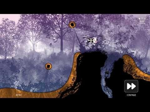 """Coup de coeur pour """"Ocmo"""" : agilité et persévérance requises pour un bon jeu de plate-forme sur iPhone et iPad"""
