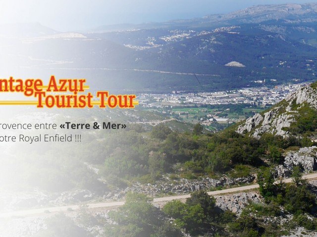 Vintage Azur Tourist Tour