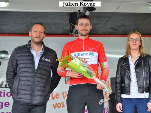"""Samedi 19mai 2018- Prix de Menou (58) """"Souvenir Jean Alfier"""" organisé par l'UNION COSNOISE SPORTIVE en collaboration avec la municipalité de Menou- en D1-D3 -Julien Kovac (VC Roannais) et en D3-D4 -Christian BOEUVE ( CC Varennes Vauzelles) - Catégories : Catégories : Carte Vélo jeunes (PPB) / Minimes + Minimes filles / Pass'cyclisme - tous les classements et photos - (Ludovic LAMARRE - Jacky BALLAND)"""