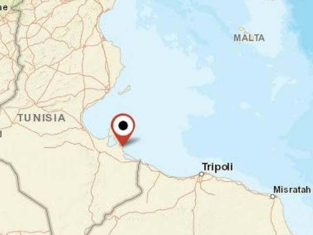Au moins 43 disparus après le naufrage d'un bateau de migrants au large de la Tunisie