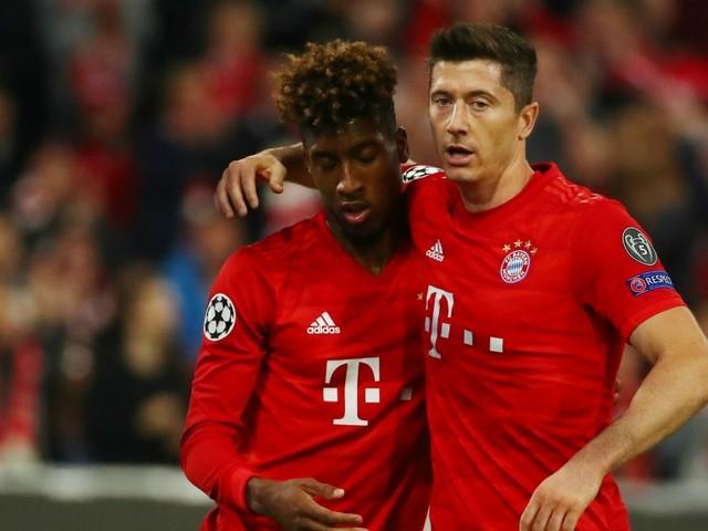 Coman buteur, le Bayern facile contre l'Etoile Rouge