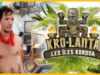 Plus réaliste que Koh-Lanta, voici Kro-Lanta : l'émission de survie en confinement