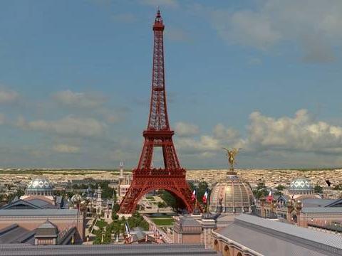 VIDEO. «Des Racines et des Ailes»: L'exposition universelle de 1889 reconstituée en 3D pour la première fois