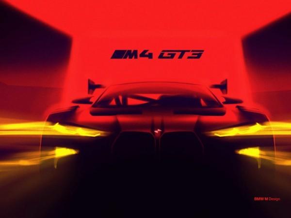 Voici la prochaine BMW M4 GT3
