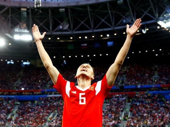 CM 2018 - RUS-EGY - Le Russe Denis Cherichev encore élu homme du match