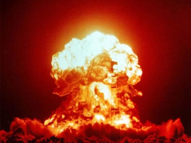 Aucune des histoires nucléaires les plus folles de ce mois-ci n'implique la Corée du Nord