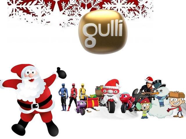 Gulli dévoile sa programmation des fêtes