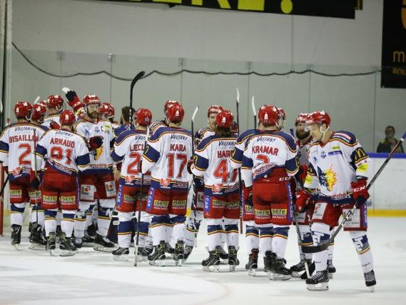 Hockey - LM - Ligue Magnus : Grenoble poursuit sa série contre Anglet