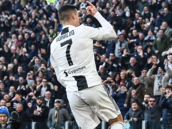 Juventus : Cristiano Ronaldo s'offre un nouveau record !