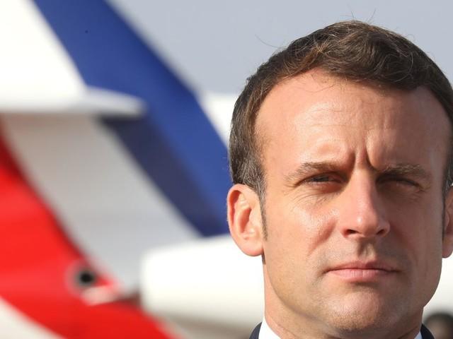 """Macron veut """"éviter une nouvelle escalade dangereuse"""" en Irak"""