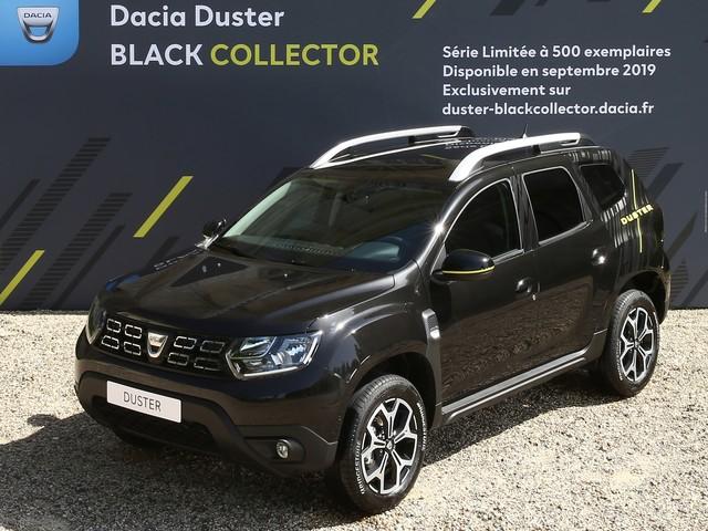 Duster Black Collector : une édition plus chic limitée à 500 exemplaires !