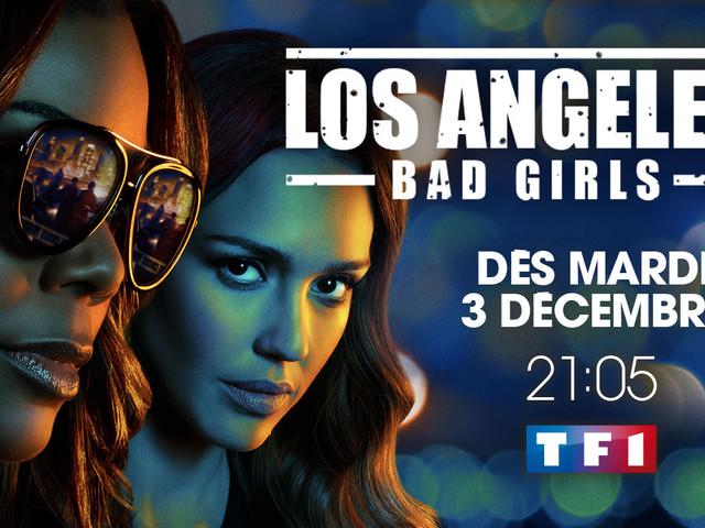 """La série """"Los Angeles Bad Girls"""" avec Jessica Alba débarque à partir du 3 décembre sur TF1"""
