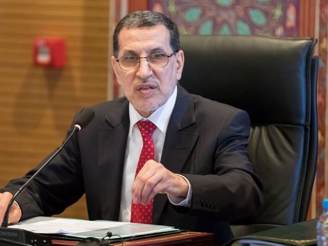 El Othmani satisfait de la constitution de son nouveau gouvernement