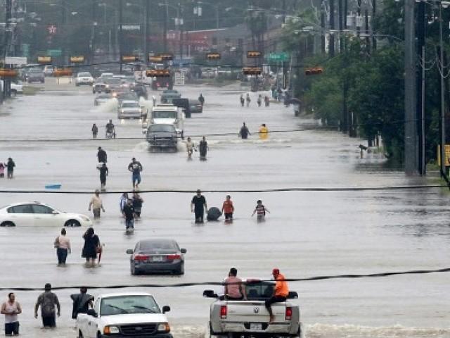 Montant record des catastrophes naturelles aux Etats-Unis en 2017