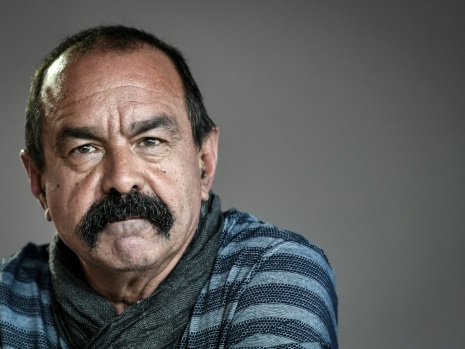 """Le mouvement de grève du 5 décembre """"va être très fort"""" (Martinez)"""