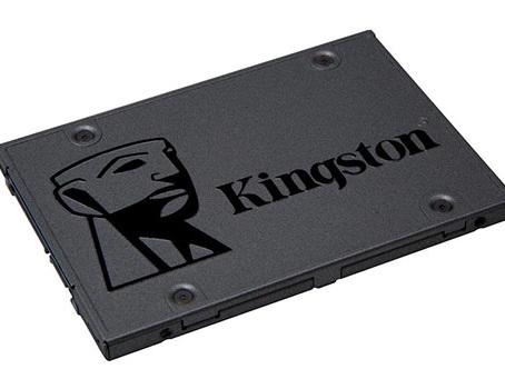 Soldes : le SSD Kingston A400 de 480 Go passe sous la barre des 50€