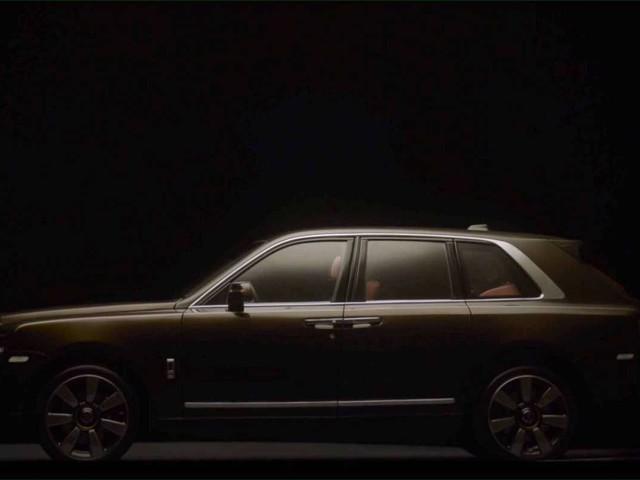 Ce Rolls-Royce Cullinan (2020) va vous surprendre !
