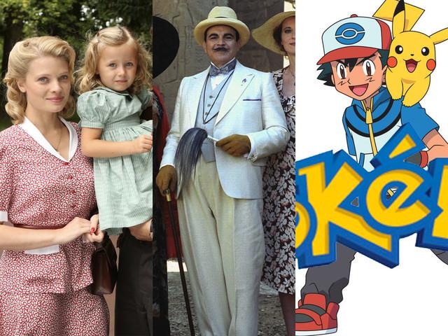 A la télé ce soir : Pour une femme, Pokémon, Hercule Poirot sont dans le top 3 de Télé Star